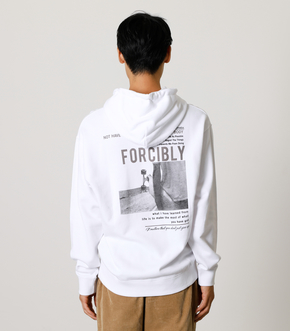 FORCIBLY HOODIE/フォーシブリーフーディ 詳細画像