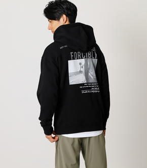 FORCIBLY HOODIE/フォーシブリーフーディ