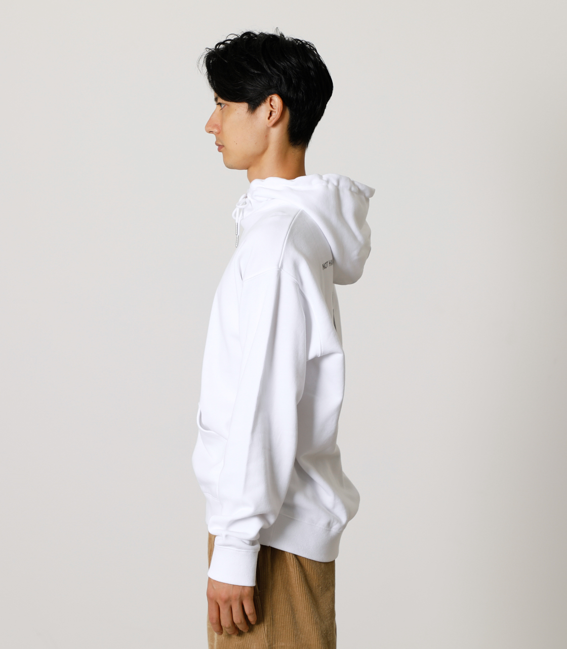 FORCIBLY HOODIE/フォーシブリーフーディ 詳細画像 WHT 5