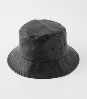 ECO LEATHER HAT/エコレザーハット