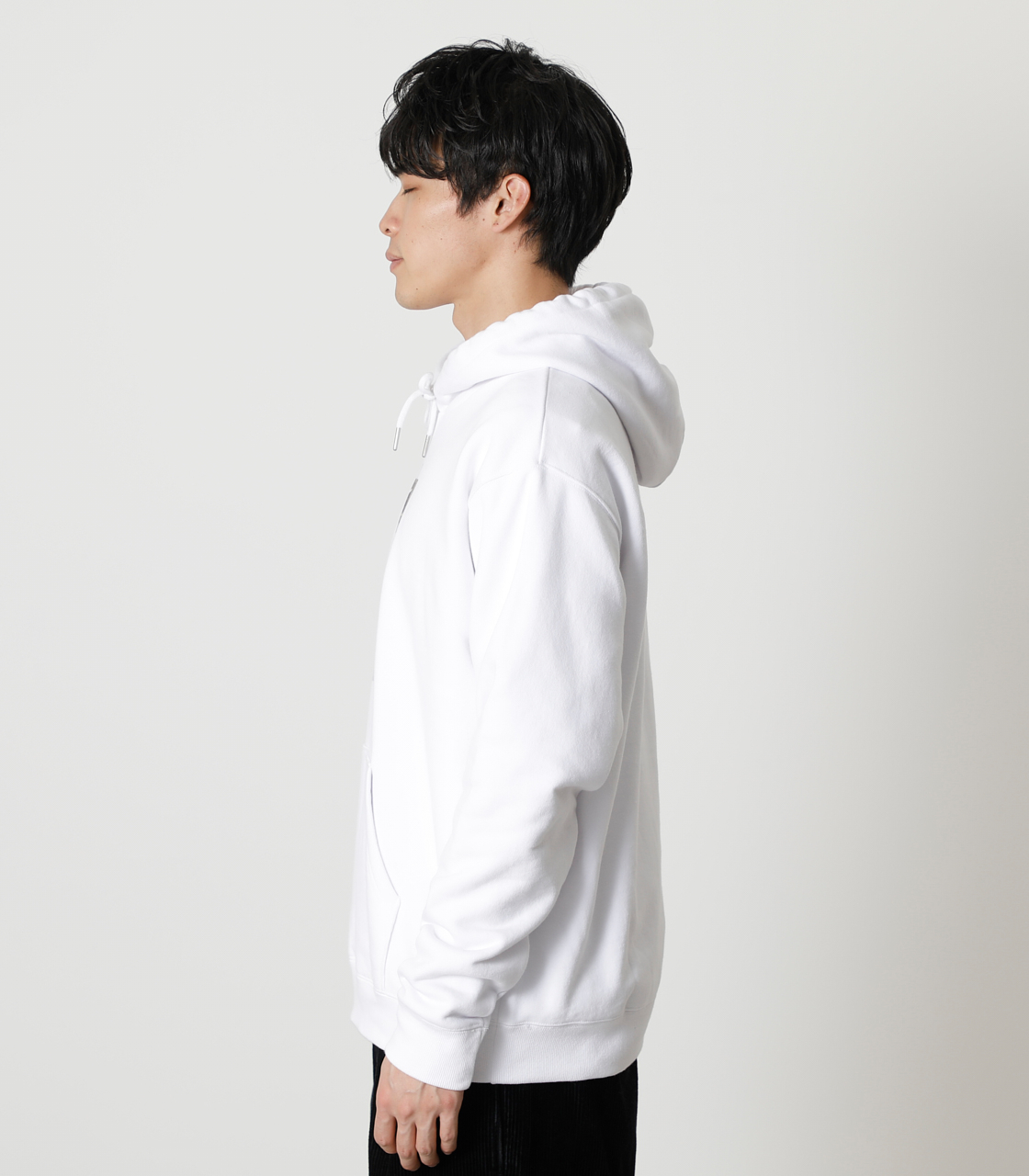 STAY IN POSITIVE HOODIE/ステイインポジティブフーディ 詳細画像 WHT 6