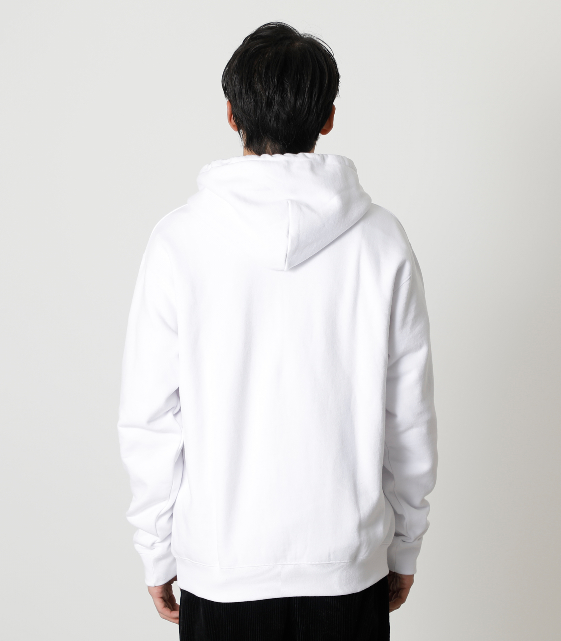 STAY IN POSITIVE HOODIE/ステイインポジティブフーディ 詳細画像 WHT 7