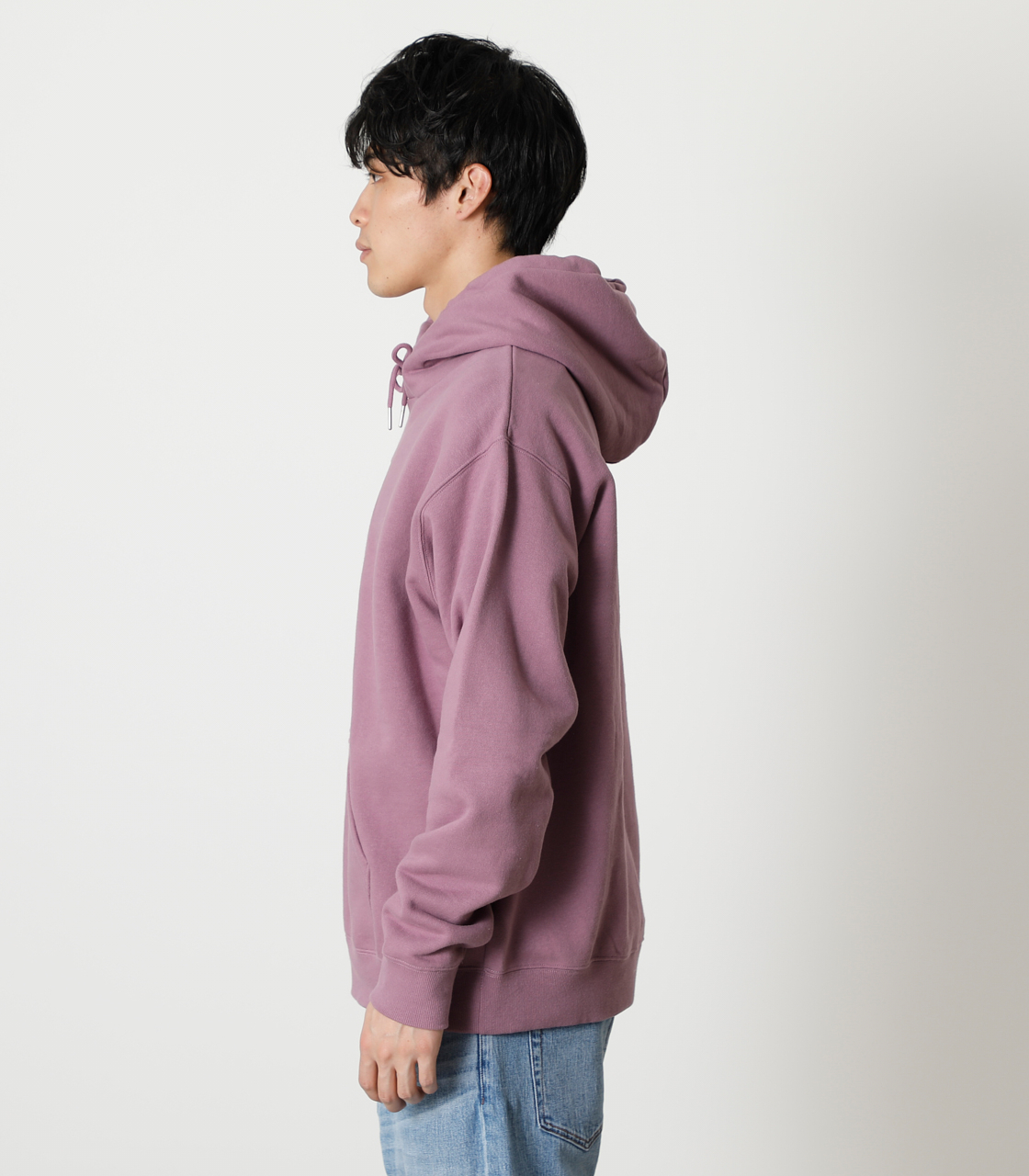 STAY IN POSITIVE HOODIE/ステイインポジティブフーディ 詳細画像 L/PUR 6