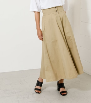 DICKIES×AZUL CHINO SKIRT/DICKIES×AZULチノスカート