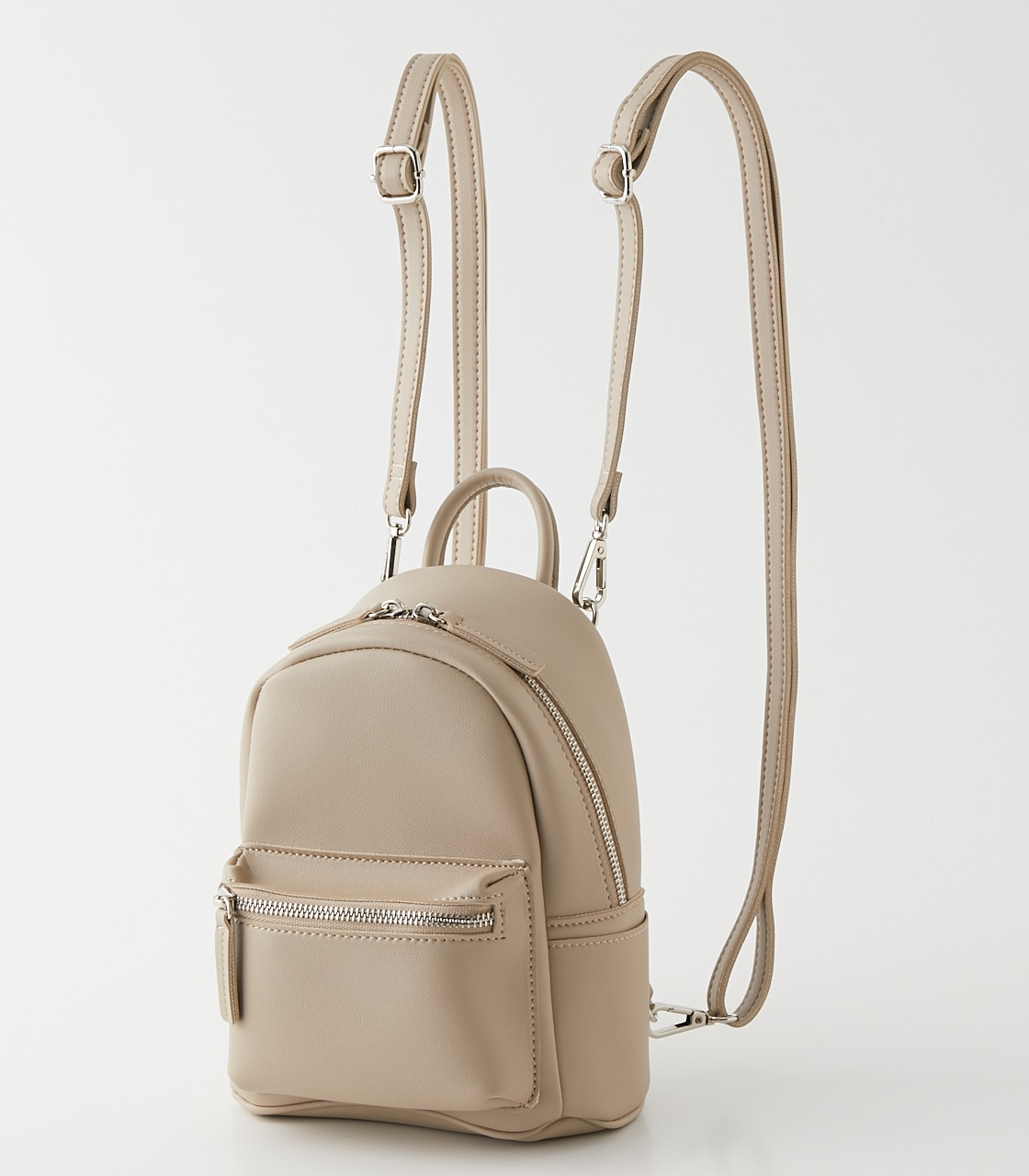 2WAY MINI BACKPACK/2WAYミニバックパック 詳細画像 L/BEG 1