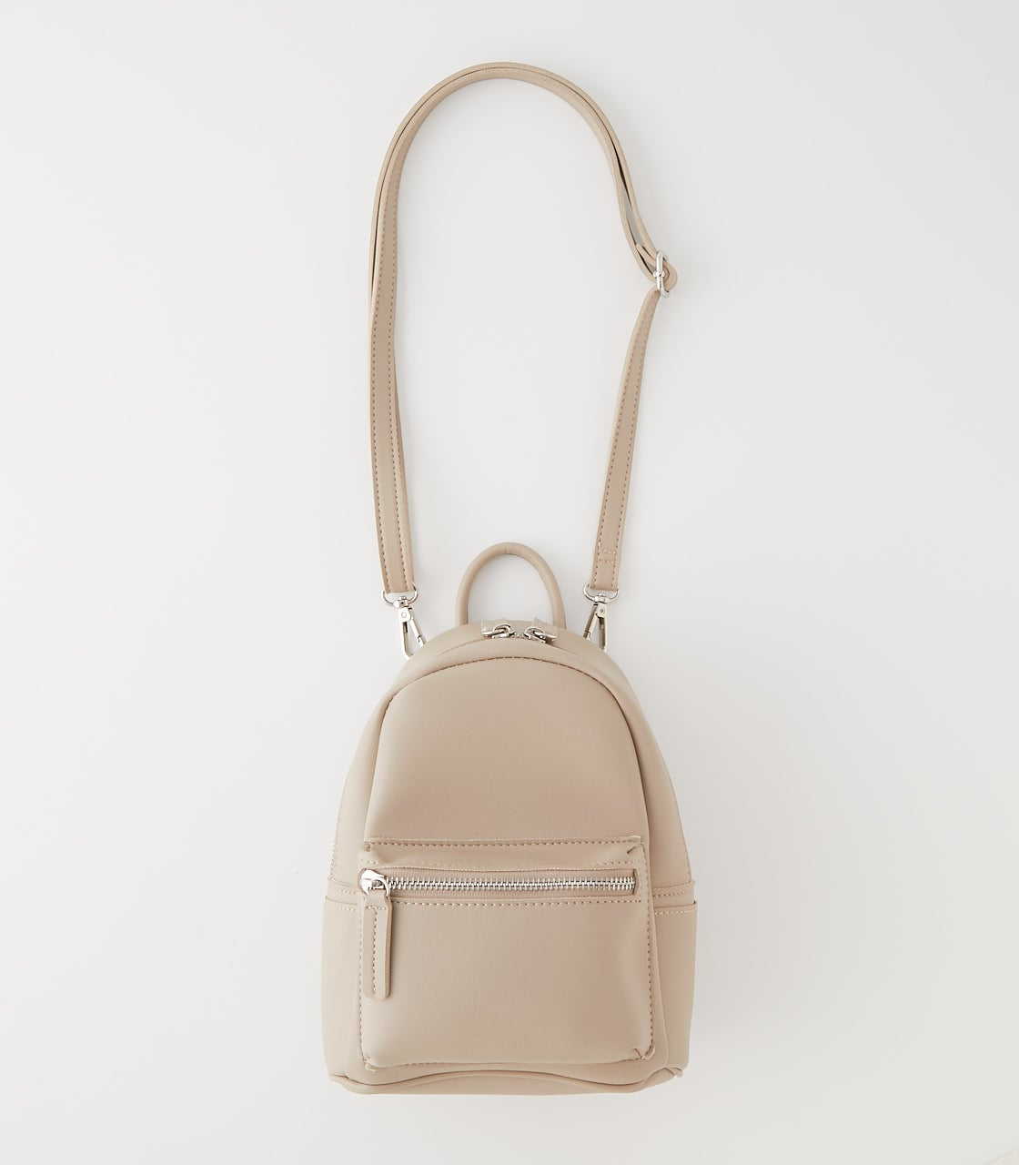 2WAY MINI BACKPACK/2WAYミニバックパック 詳細画像 L/BEG 4