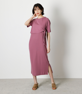 FRONT LINK ONEPIECE/フロントリンクワンピース