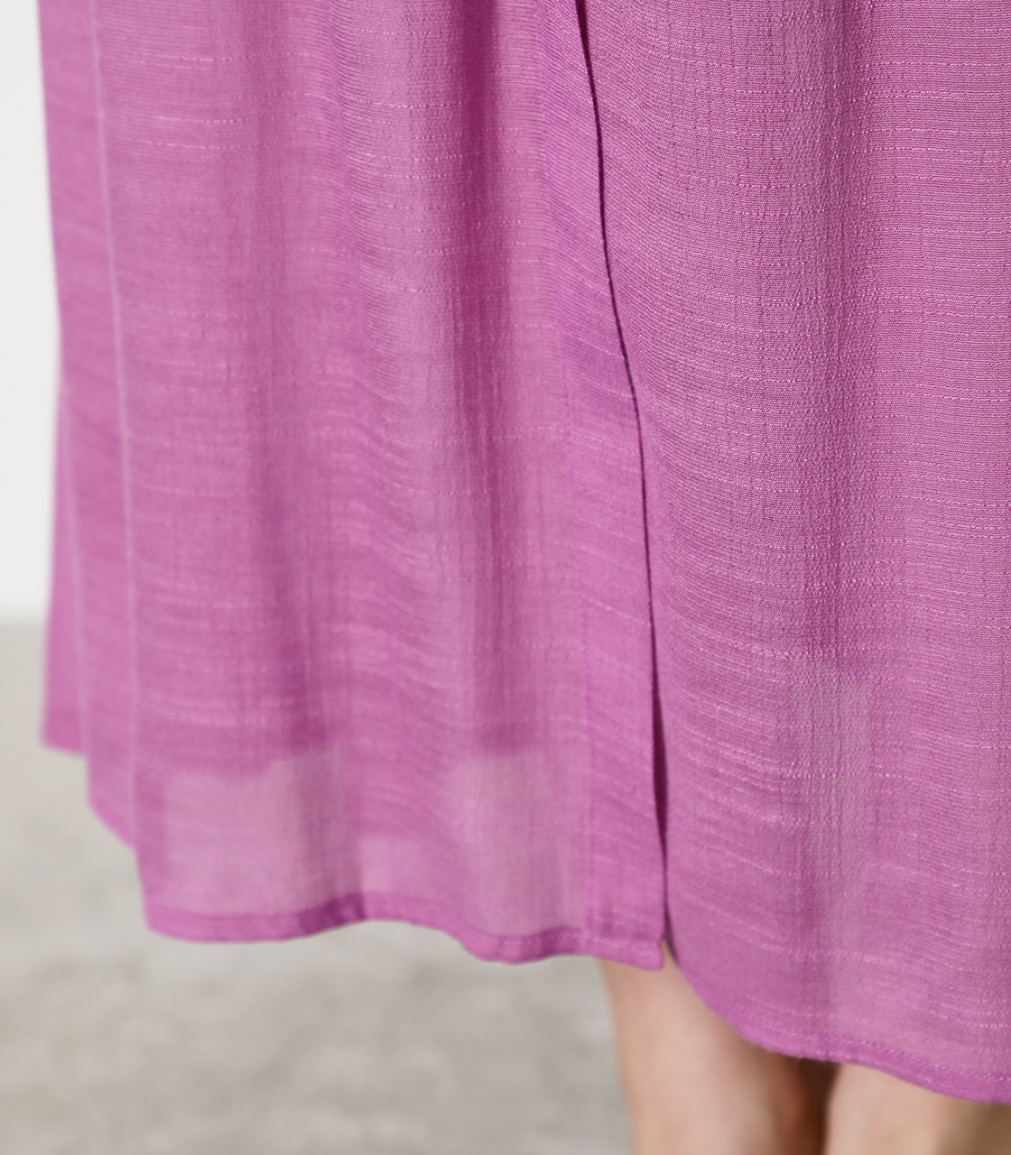 SHEER RELAX SKIRT/シアーリラックススカート 詳細画像 PUR 9