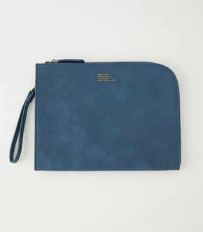 ECO LEATHER CLUTCH BAG/エコレザークラッチバッグ