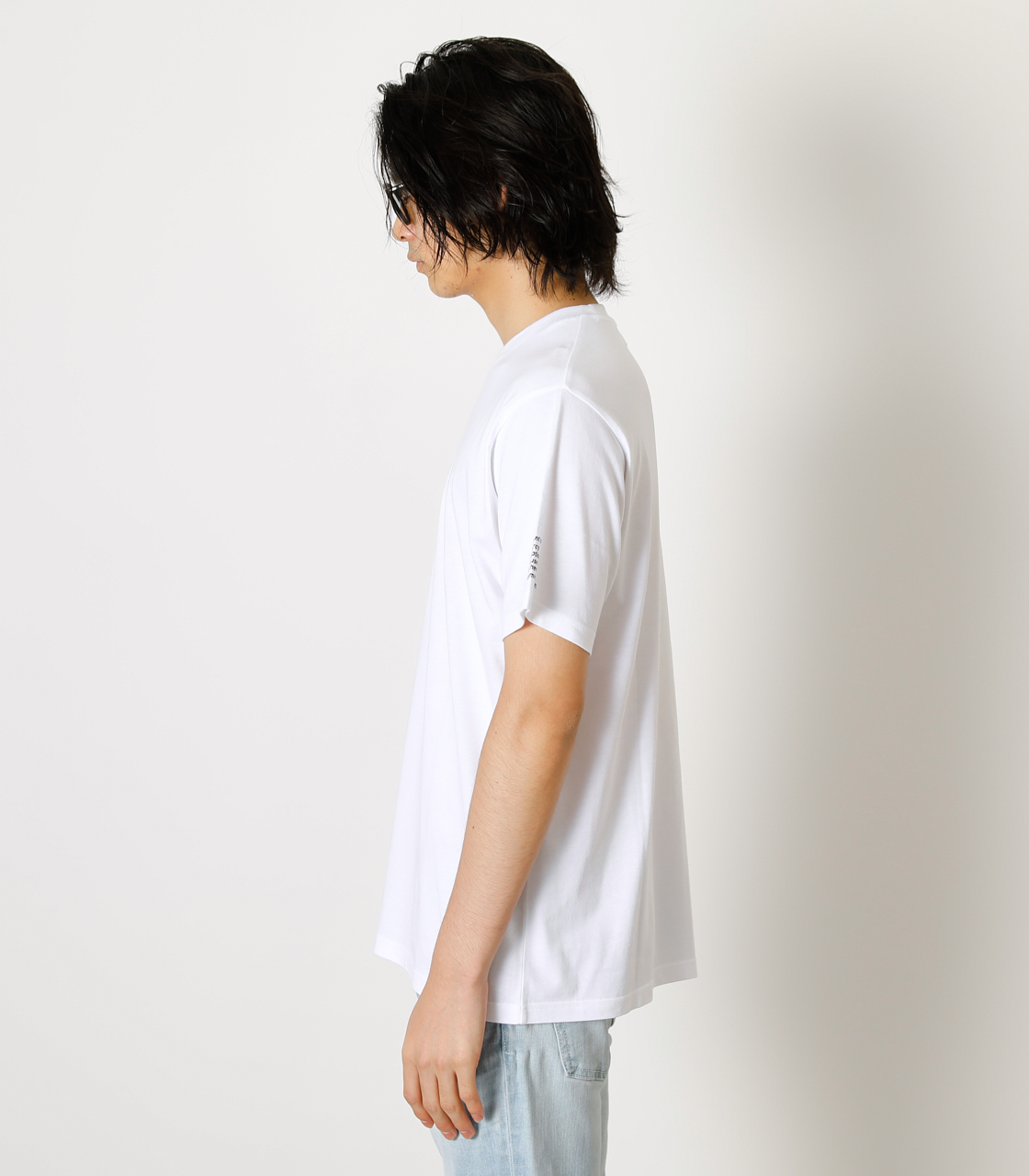 PASSIONATE ABOUT TEE/パッショネイトアバウトTシャツ 詳細画像 WHT 5