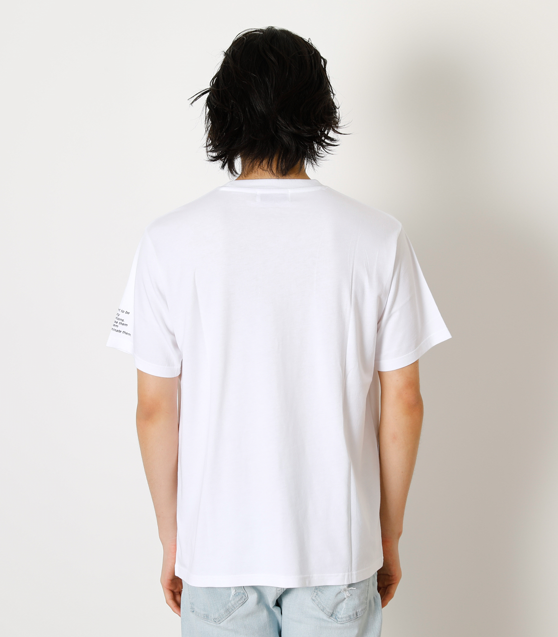 PASSIONATE ABOUT TEE/パッショネイトアバウトTシャツ 詳細画像 WHT 6