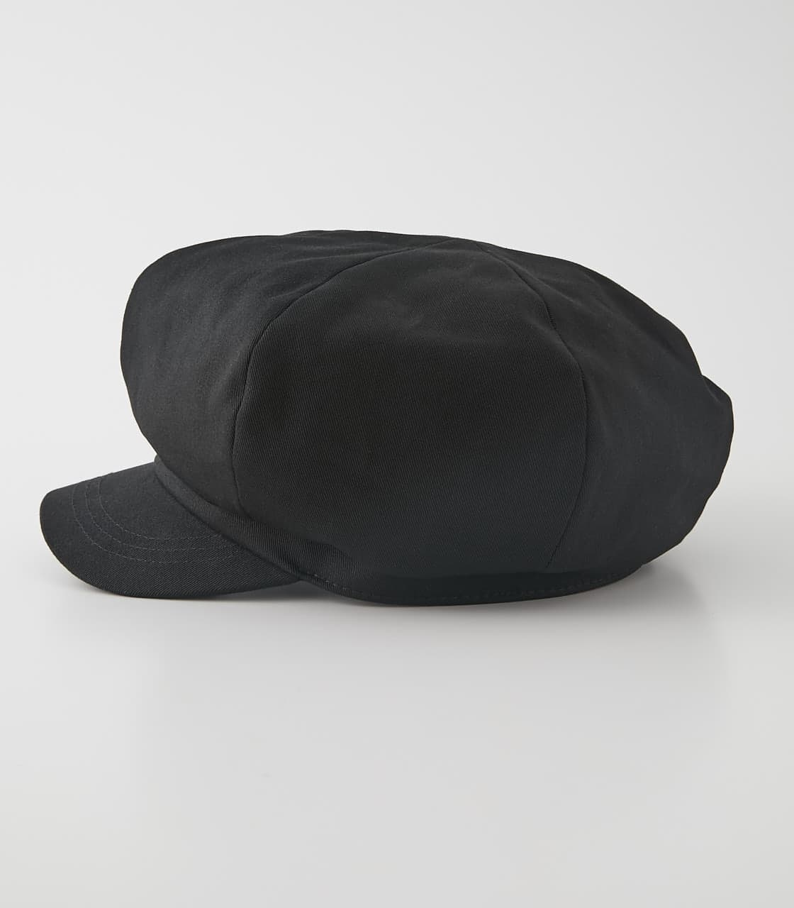 COTTON TWILL CASQUETTE/コットンツイルキャスケット 詳細画像 BLK 5