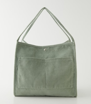 CORDUROY BIG TOTE BAG/コーデュロイビッグトートバッグ