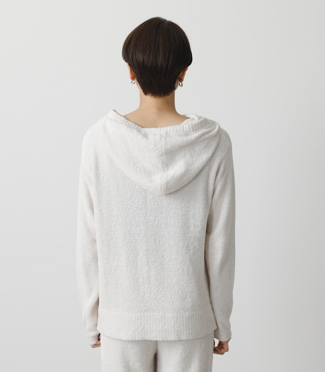 T/H FLUFFY HOODIE/T/Hフラッフィーフーディ 詳細画像 IVOY 7