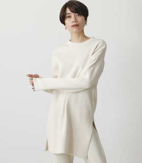 T/H SIDE SLIT LONG TOPS/T/Hサイドスリットロングトップス