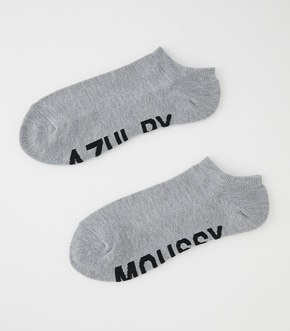 AZUL BY MOUSSY ANKLE SOCKS/AZUL BY MOUSSYアンクルソックス
