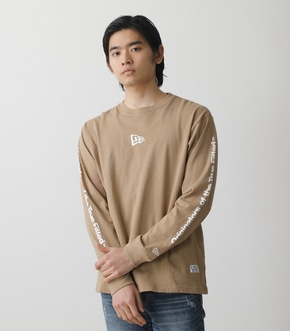 NEW ERA×AZUL LONG T-SHIRTS/NEW ERA×AZULロングTシャツ