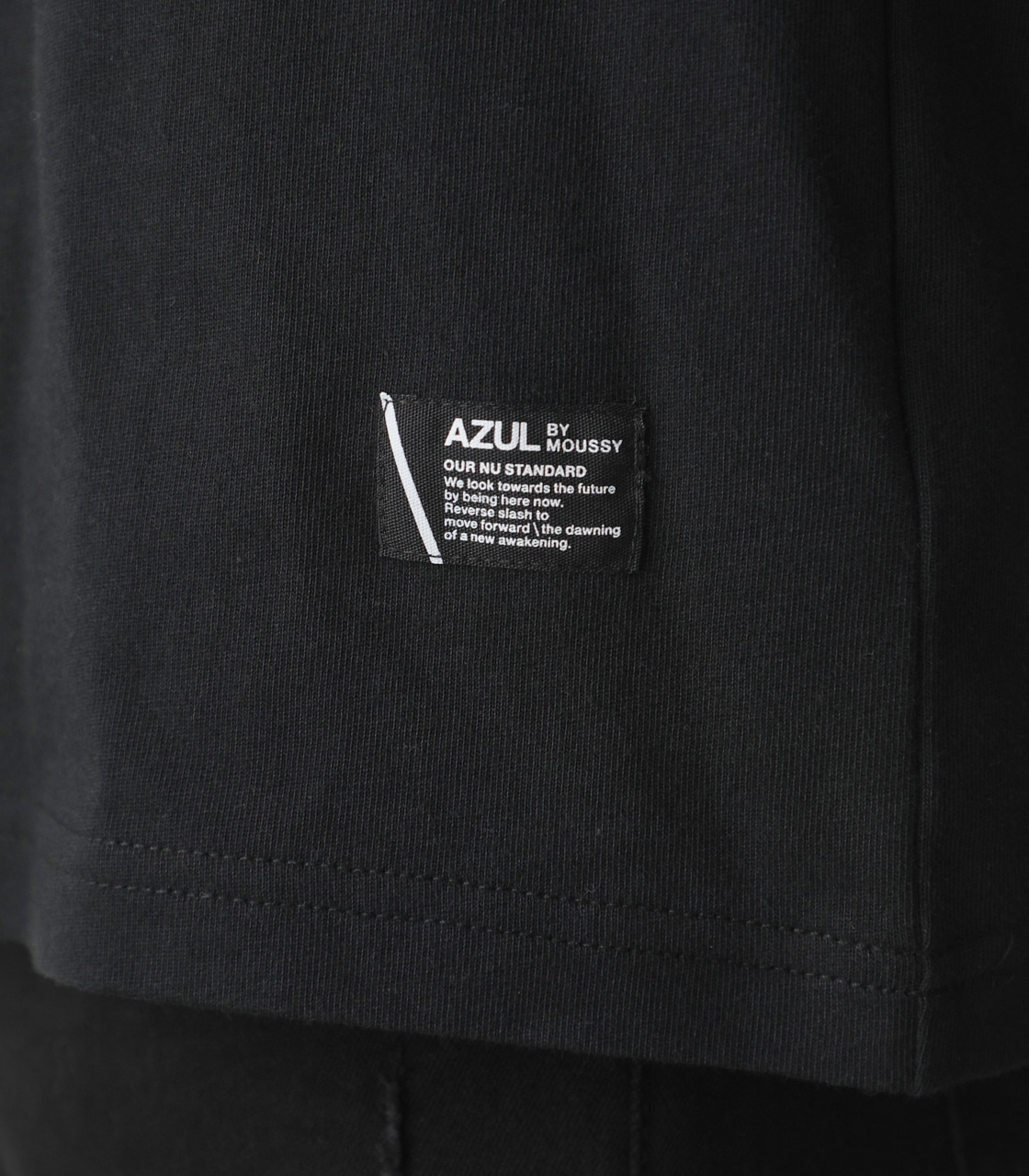 NEW ERA×AZUL LONG T-SHIRTS/NEW ERA×AZULロングTシャツ 詳細画像 BLK 10