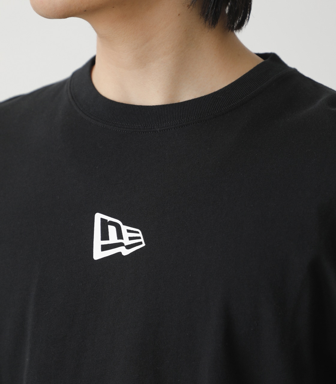 NEW ERA×AZUL LONG T-SHIRTS/NEW ERA×AZULロングTシャツ 詳細画像 BLK 8