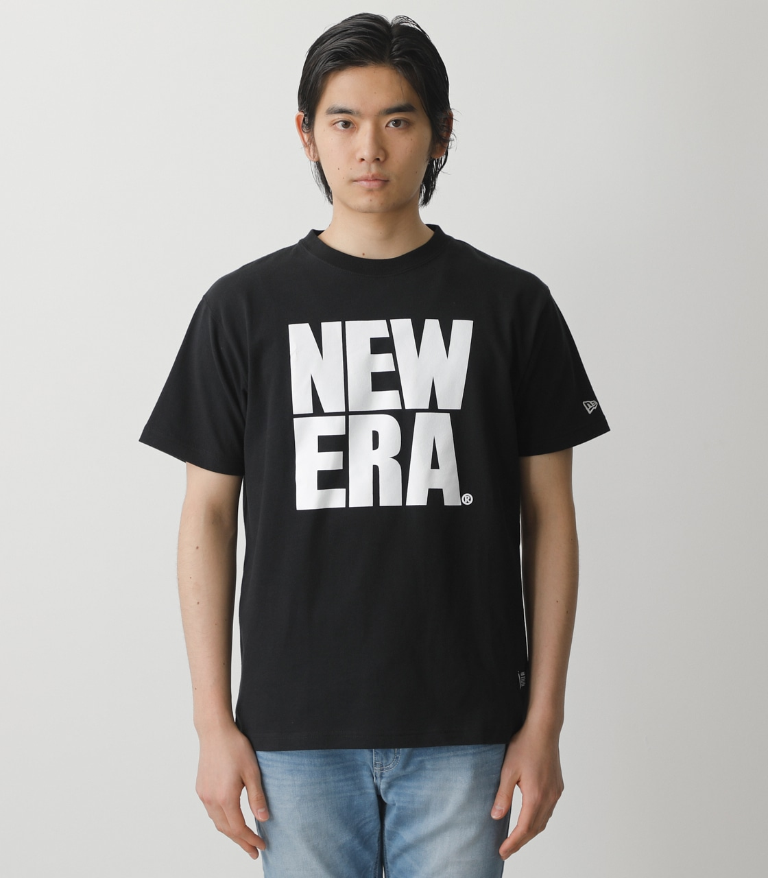 NEW ERA×AZUL T-SHIRTS/NEW ERA×AZULTシャツ 詳細画像 BLK 5