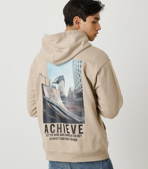 CLEAVE PHOTO HOODIE/クリーブフォトフーディ