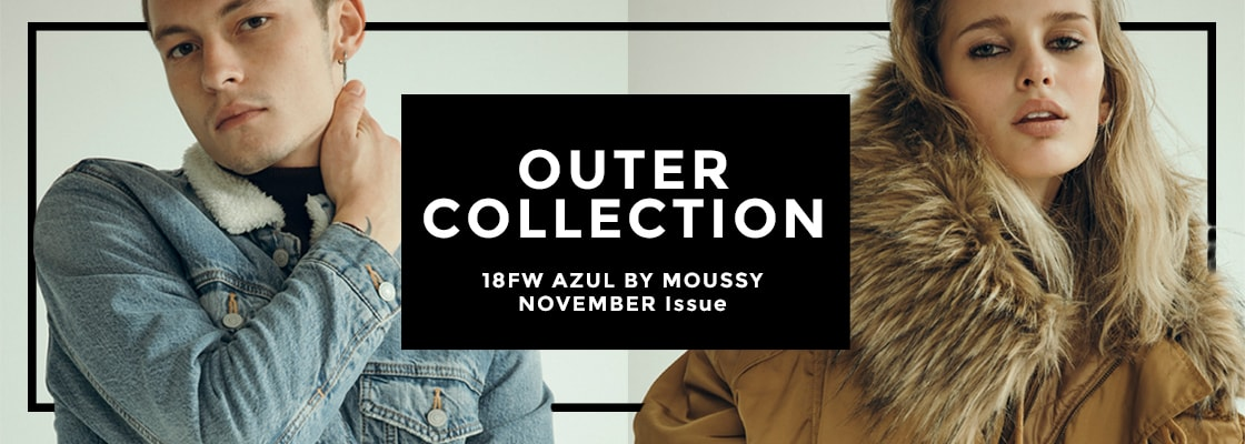 AZUL BY MOUSSY OUTER COLLECTION