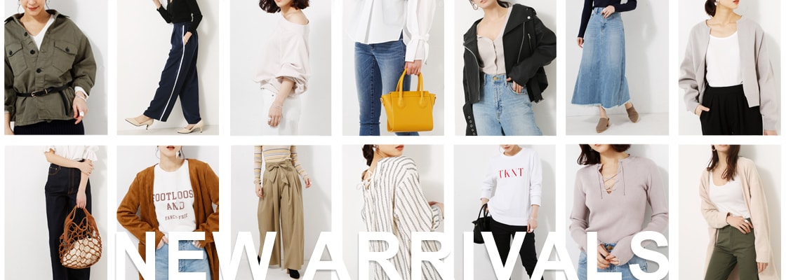 AZUL BY MOUSSY 2018 NEW ARRIVALS