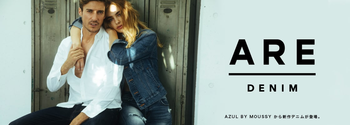 AZUL BY MOUSSY ARE DENIM