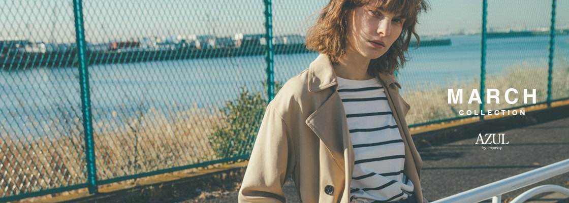AZUL BY MOUSSY MARCH COLLECTION
