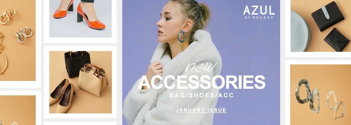 AZUL BY MOUSSY NEW ACCESSORIES