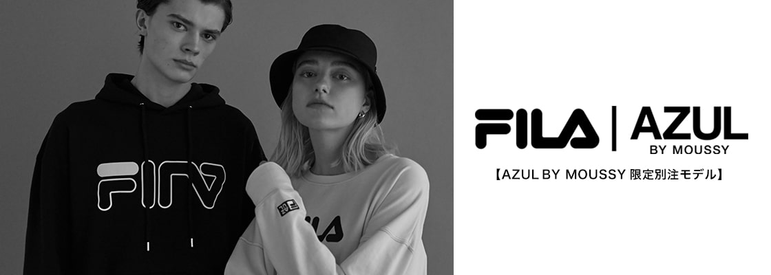 AZUL BY MOUSSY | FILA