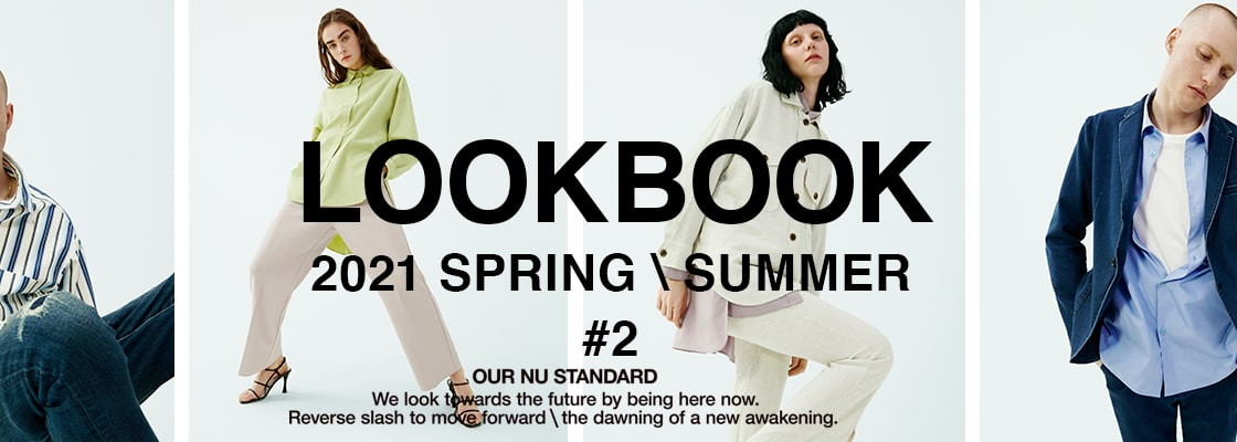 AZUL BY MOUSSY |LOOKBOOK 2021 SPRING\SUMMER