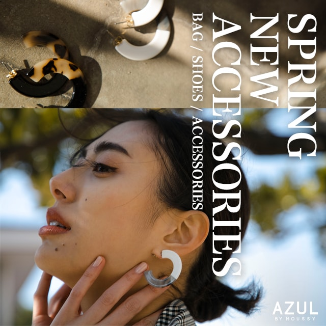 AZUL BY MOUSSY SPRING NEW ACCESSORIES