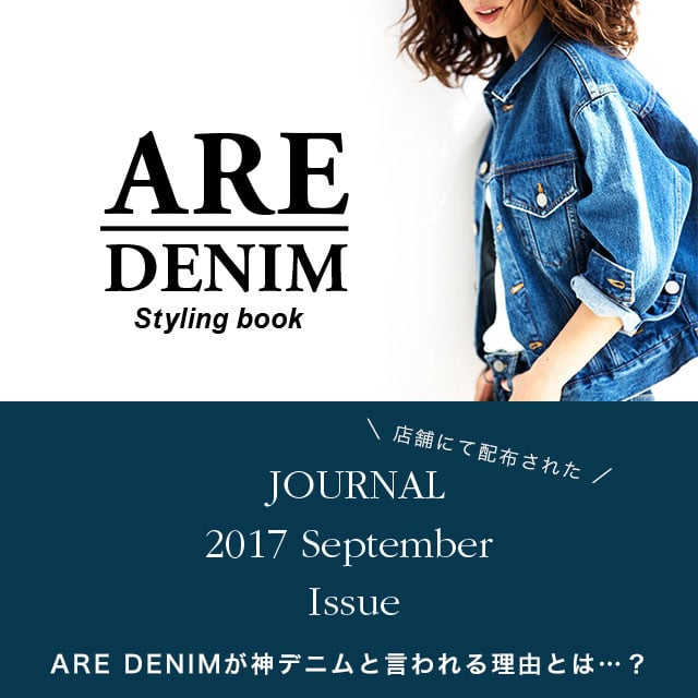 AZUL BY MOUSSY ARE DENIM stylyng book