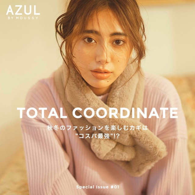 AZUL BY MOUSSY TOTAL COORDINATE