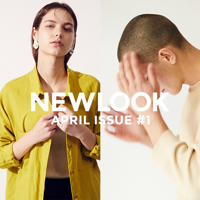 AZUL BY MOUSSY NEW LOOK APRIL ISSUE #1