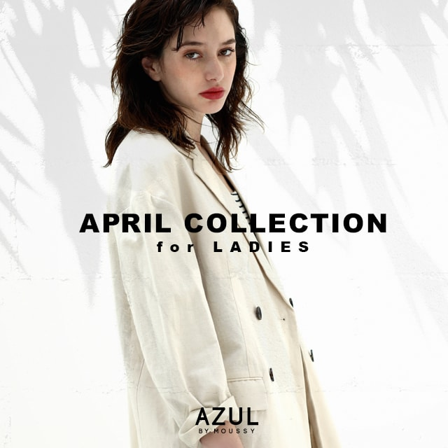 AZUL BY MOUSSY APRIL COLLECTION