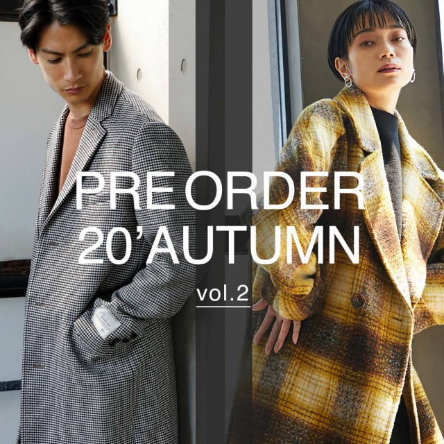 AZUL BY MOUSSY PRE ORDER 20'AUTUMN Vol.2