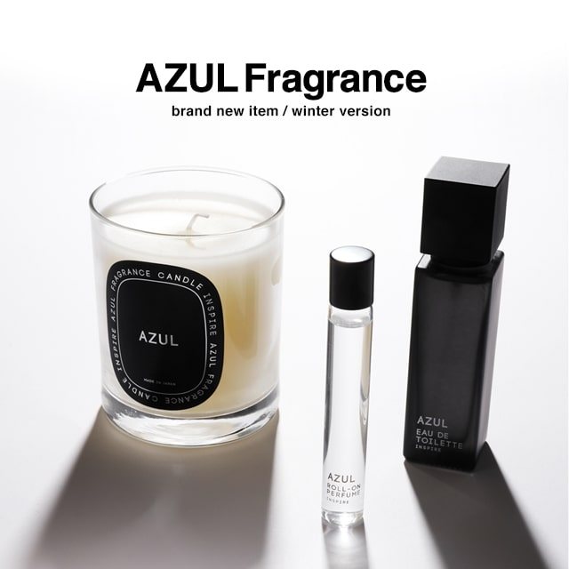 AZUL BY MOUSSY AZUL Fragrance brand new item/winter version