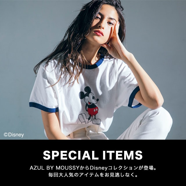 AZUL BY MOUSSY SPECIAL ITEM DISNEY COLLECTION