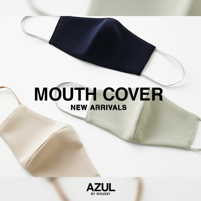 AZUL BY MOUSSY MOUTH COVER