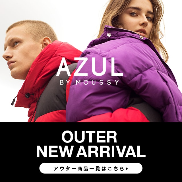 AZUL BY MOUSSY OUTER NEW ARRIVAL