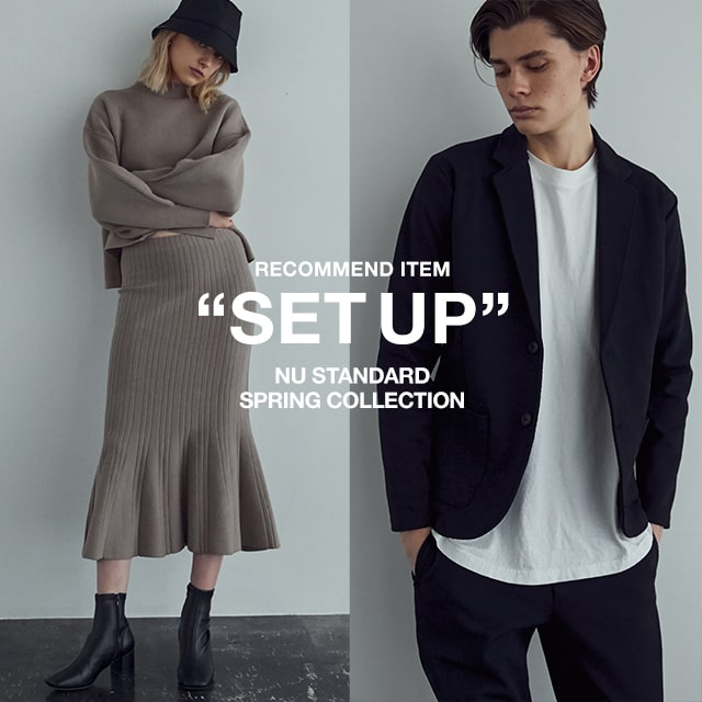 "AZUL BY MOUSSY RECOMMEND ITEM ""SET UP"""