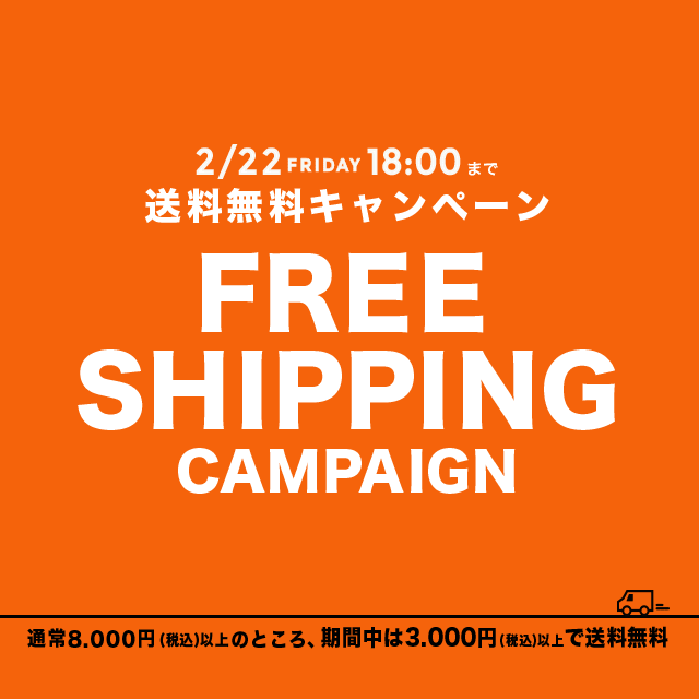 AZUL BY MOUSSY FREE SHIPPING送料無料キャンペーン