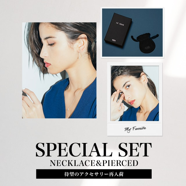 AZUL BY MOUSSY  WEB SPECIAL SET ACCE