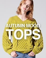 AZUL BY MOUSSY AUTUMNS MOOD TOPS